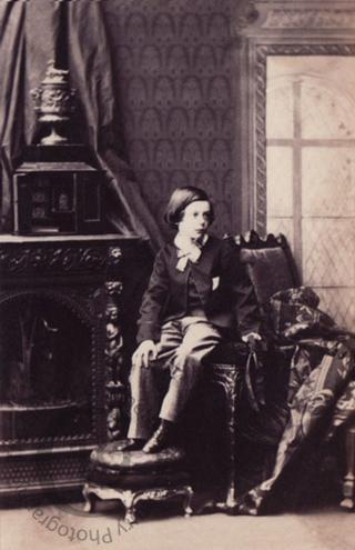 Master Alfred Farquhar