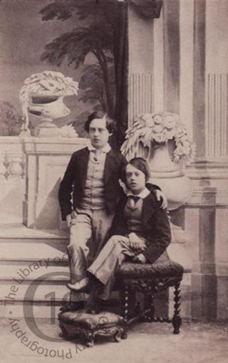 Charles and Evelyn Alexander