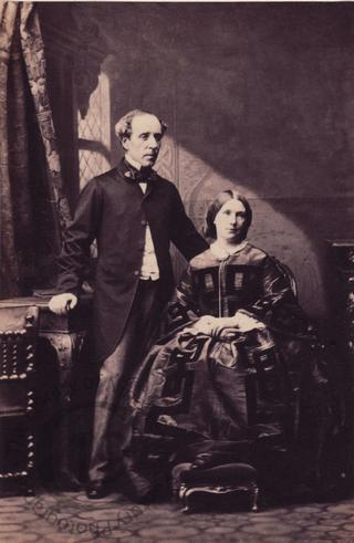 Lewis and Sophia Fraser