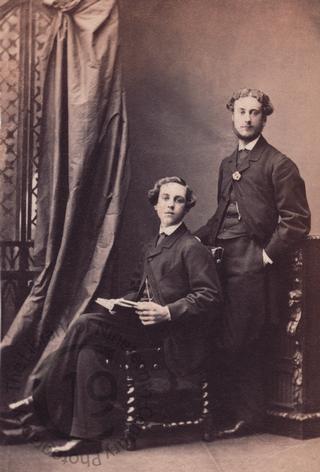 Louis and Edward Samson