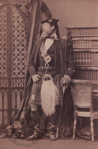 Sir Alexander Gordon-Cumming