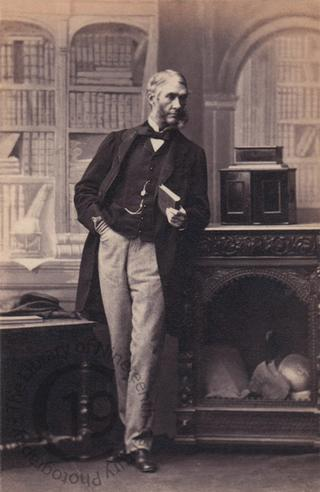 Dr Andrew Whyte Barclay