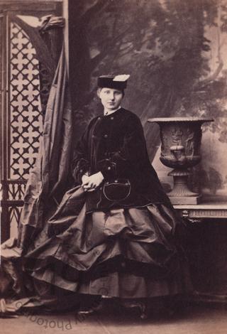 Emily Mary Divett