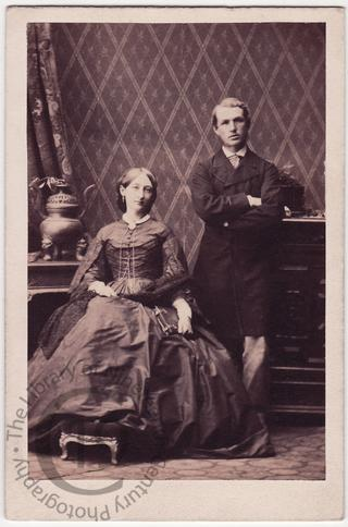 Mr and Mrs Ernest Lloyd