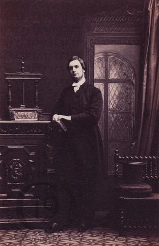 Rev. Frederic Festus Kelly
