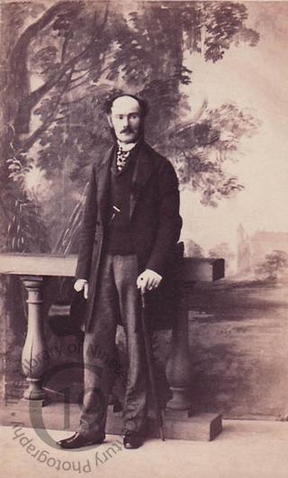 Lieutenant-Colonel Henry Lynedoch Gardiner