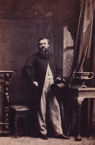 Rev. John Heelis