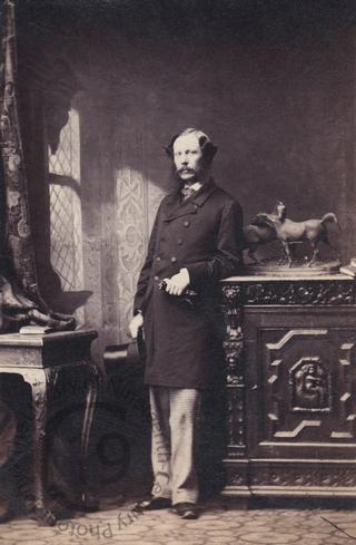 Captain Charles Fleming Hunter