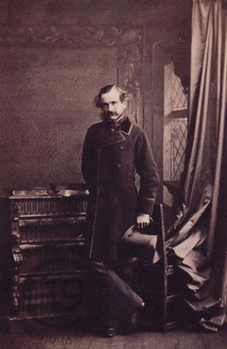 Lieutenant-General Sir William Jervois