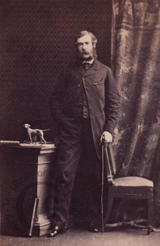 John Wingfield Malcolm M.P.