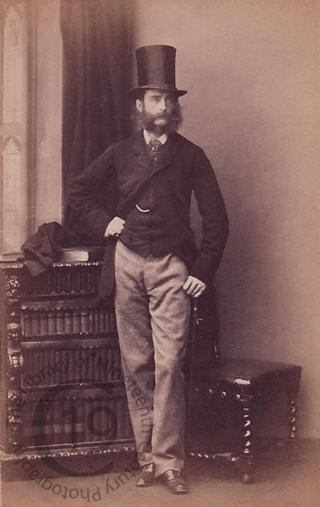 Lieutenant-Colonel Frederick Charles Keppel