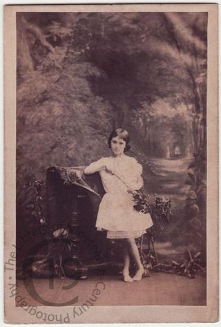 Daughter of Hon Mrs Charles Lindsay