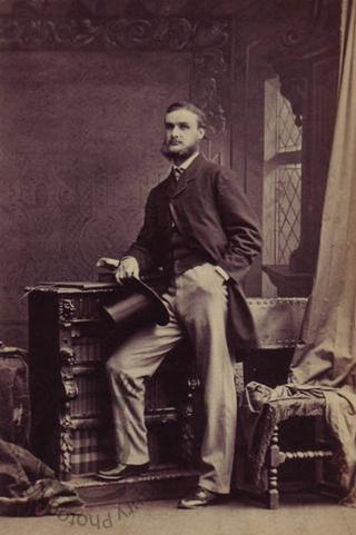 Lieutenant Charles Henry Luard