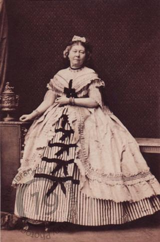 Mrs Arethusa Milner-Gibson