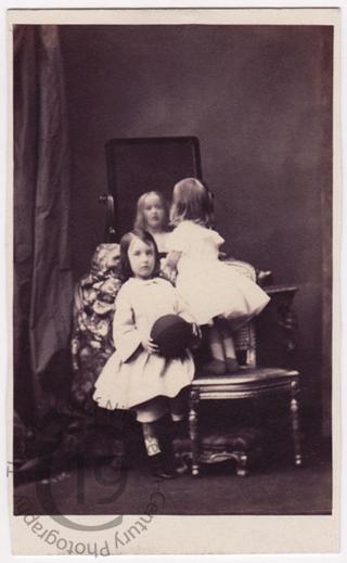 Mrs Ward Chapman's children