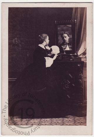 Mrs Audrey de Vere Beauclerk
