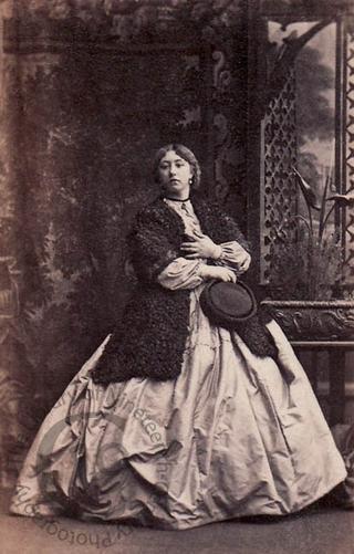 Miss Gertrude Ker Seymer