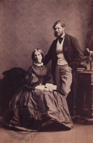 Mr and Mrs Frederick Drummond