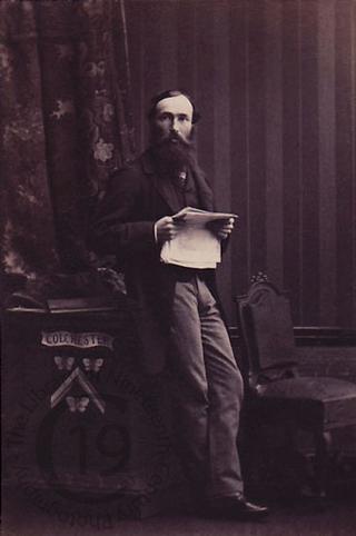 Philip Oxenden Papillon M.P.