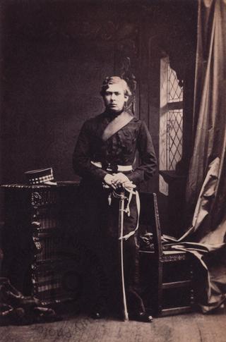 Lieutenant Charles Edmund Phipps