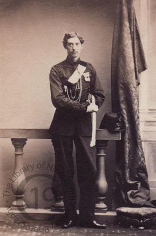 Captain William Trevor Rooper