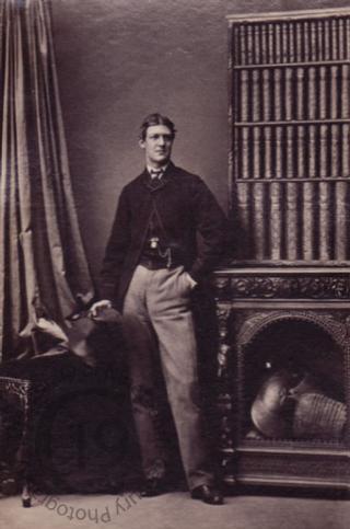 Percy Sanderson