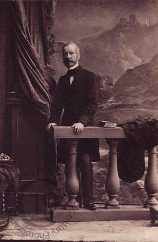 Lord Arthur Lennox