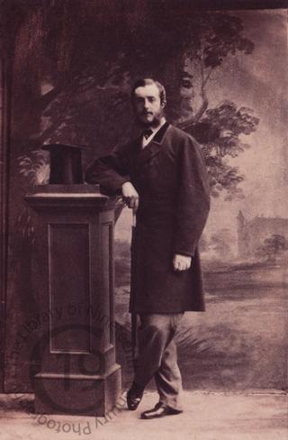 Lord Edward Clinton