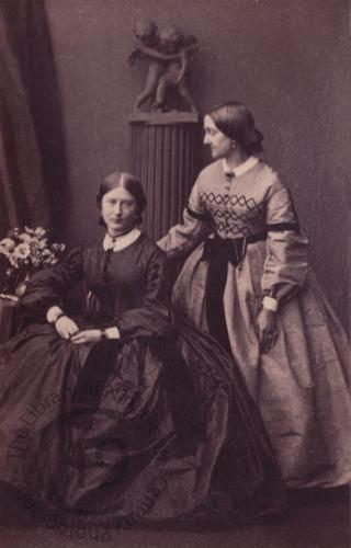 Lady Airey and Hon Katherine Airey