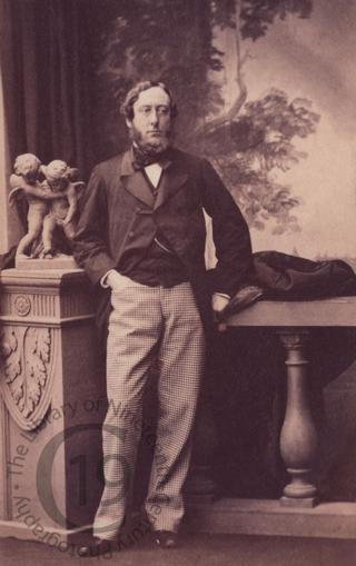 Viscount Clifden