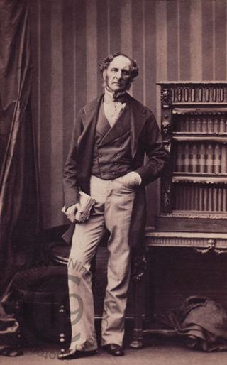 Sir Thomas Gladstone M.P.