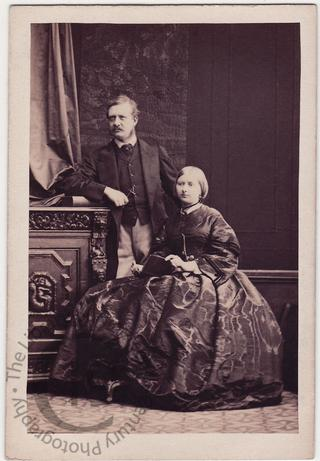 Captain and Mrs Congreve