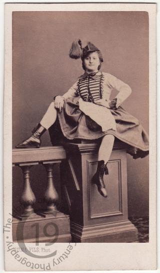 Mlle Bourdet