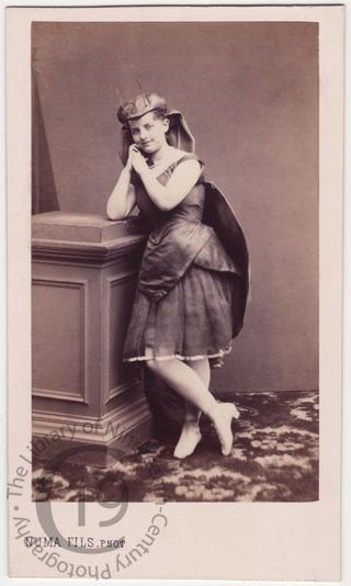 Mlle Eugénie