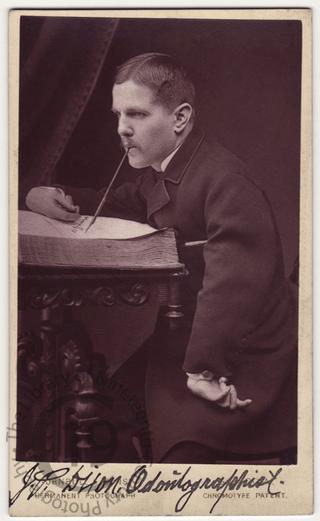Joseph Patrick Dixon