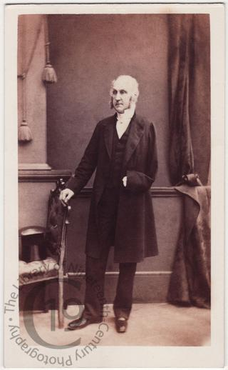 Reverend Matthew Burrell