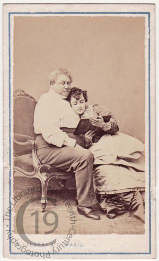 Menken and Dumas