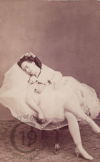 Mlle Marguerite