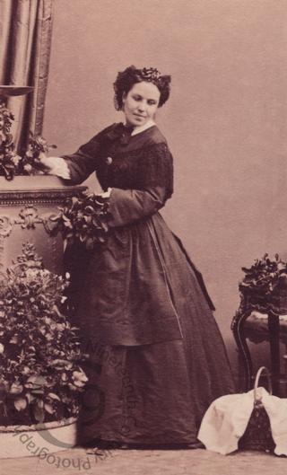 Isabelle la bouquetière