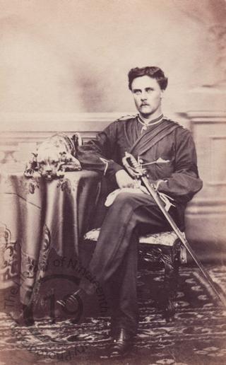 Samuel Auchmuty of the 28th Foot