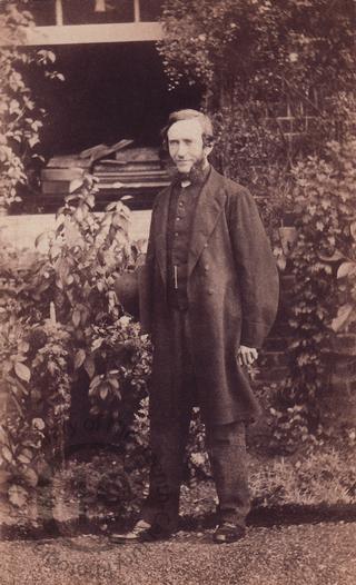 Rev George Granville Bradley