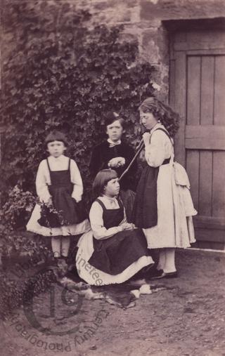Unidentified children