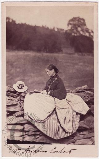 Mrs Andrew Corbet