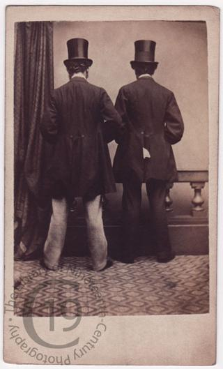 Unidentified sitters