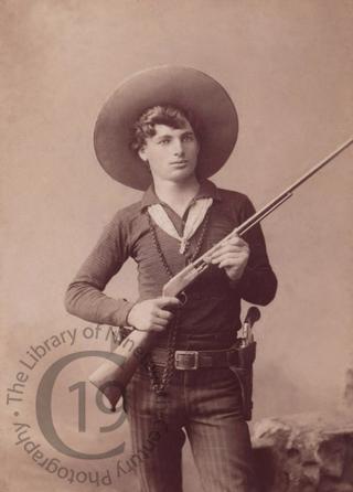 Pretty cowboy