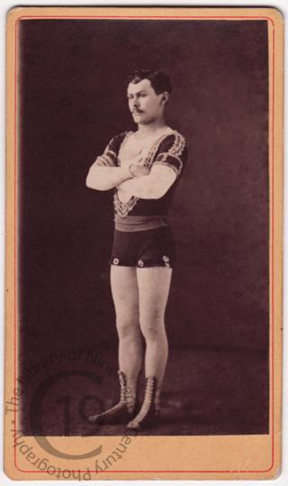 Portuguese acrobat