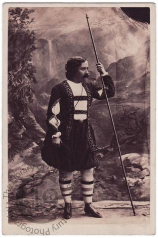 Charlotte Saunders as 'William Tell'