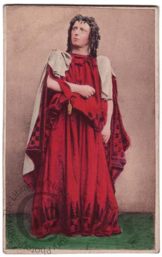 Frederick Robson as 'Medea'