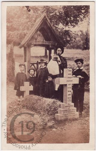 Eleanor Jane Molesworth, died 1862