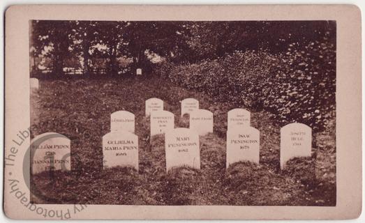 Jordan's Quaker graveyard